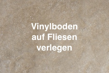 vinylboden auf fliesen verlegen vinylboden test. Black Bedroom Furniture Sets. Home Design Ideas